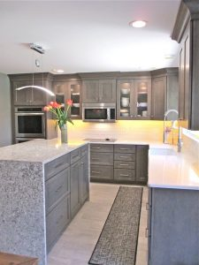 Cincinnati Countertops Waterfall Edge