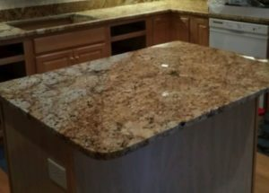 granite installation Shandon OH