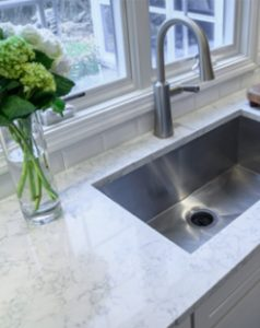 Quartz Bathroom Countertops Cincinnati OH
