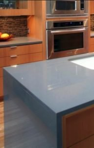 Waterfall edge countertops Cincinnati OH