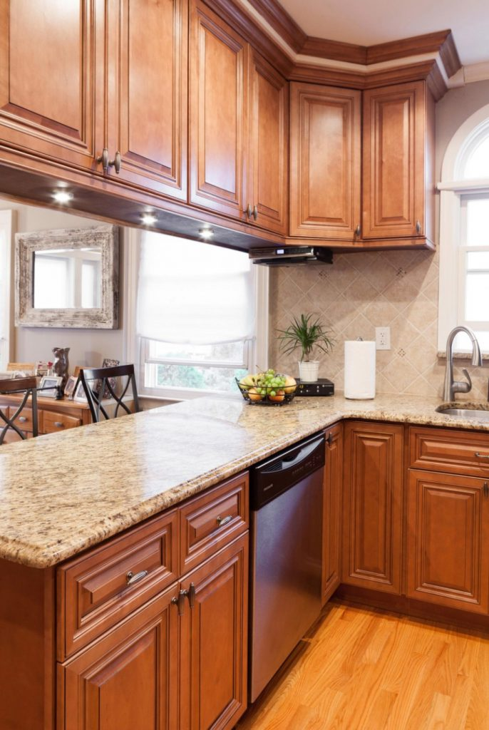 Cabinets Amp Tile Pure Granite And Stone